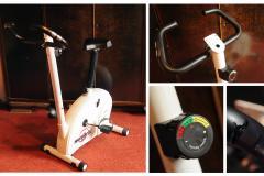 Zu verschenken: Hometrainer Amysa magnetic cycle
